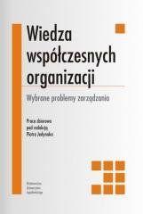 Wiedza współczesnych organizacji praca zbiorowa