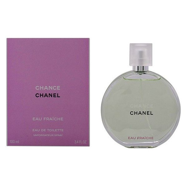 Perfumy Damskie Chance Eau Fraiche Chanel EDT zdjęcie 4
