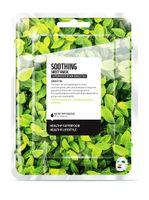 Superfood For Skin Soothing Sheet Mask Kojąca Maseczka Do Twarzy Zielona Herbata 25Ml