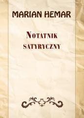 Notatnik satyryczny. Wybór wierszy z lat 19461961 Marian Hemar