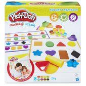 Hasbro Play-Doh Ciastolina Kolory i kształty B3404