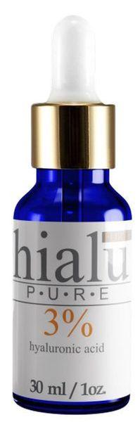 Kwas hialuronowy 3% 30ml serum TRÓJAKTYWNY Brat_pl zdjęcie 1