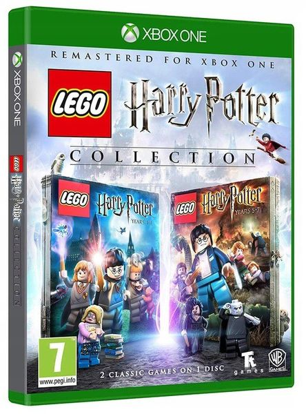 Lego Harry Potter Collection 2 Gry Xbox One Nowa Arenapl