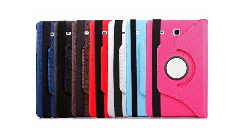 etui pokrowiec do Samsung Galaxy Tab E 9.6 T560 T561 T565 szkło rysik zdjęcie 6
