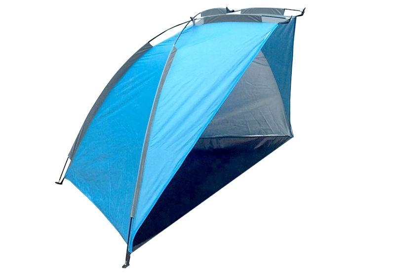 Duży namiot plażowy parawan wiatrochron + zestaw zdjęcie 1