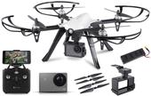 Dron OVERMAX X Bee Drone 8.0 Kamera 4K WiFi FPV