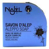 Mydło Aleppo z Czarnuszką - 100g - Najel