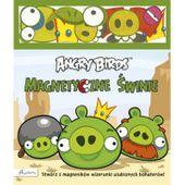 Książka Angry Birds Magnetyczne świnie