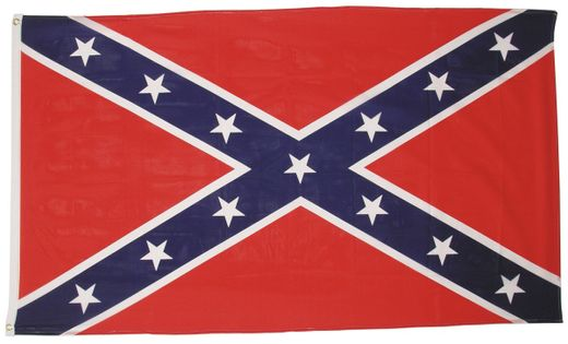 FLAGA KONFEDERACJI 150 x 90 cm