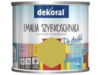 Farba Dekoral Akrylux Emalia szybkoschnąca (0.5 l, Oliwa sprawiedliwa)