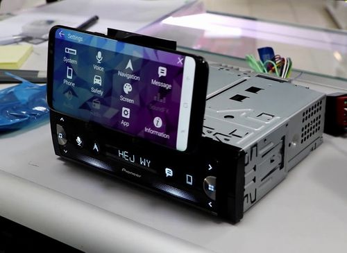 Pioneer SPH-10BT Odbiornik samochodowy dla telefonu USB iOs ANDROID na Arena.pl