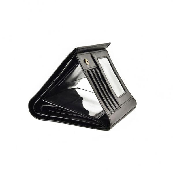 Skórzany portfel męski Peterson, RFID, czarny zdjęcie 6