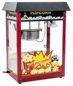 Maszyna do popcornu - czarny daszek Royal Catering RCPS-16E zdjęcie 3