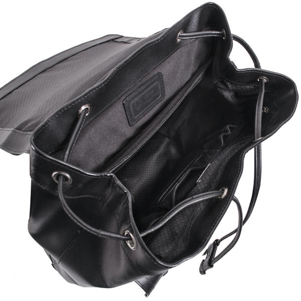 Ekskluzywny skórzany plecak męski McKlein Hagen Czarny zdjęcie 3
