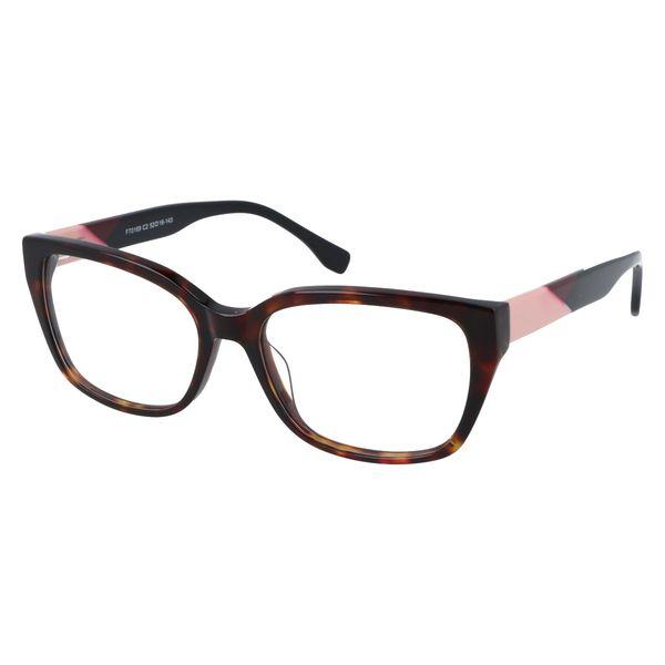 Okulary korekcyjne damskie oprawki okularowe zdjęcie 2