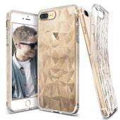 Etui Ringke Air Prism Glitter iPhone 8 Plus/7 Plus przeźorczyste