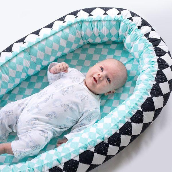 Dwustronny Kokon niemowlęcy Wróżki zdjęcie 4