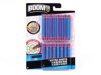 BoomCo strzałki Smart Stick 16 szt. Niebiesko-Czerwone uzupełnienie akcesoria