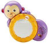 Małpka-Lustereczko Raczkuj ze mną Fisher Price FHF75
