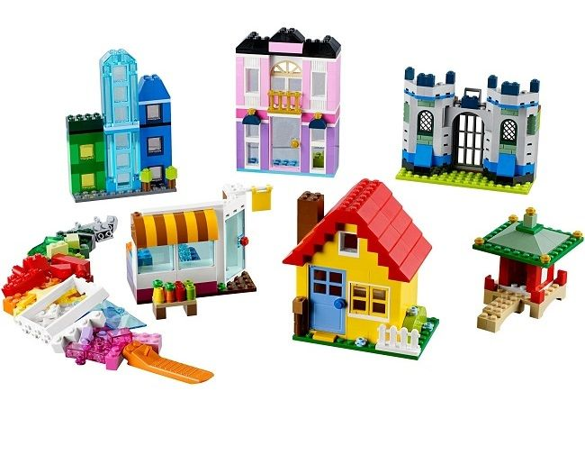 LEGO CLASSIC Zestaw Kreatywnego Konstruktora 10703 zdjęcie 2