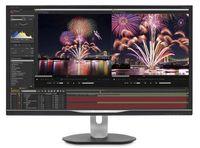 "Monitor Philips 31.5"" 3840 X 2160 328P6Vubreb/00 Czarny"