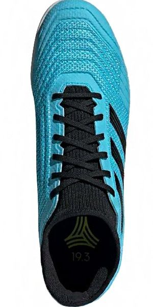 Buty piłkarskie adidas Predator 19.3 IN niebieskie F35615 44 23