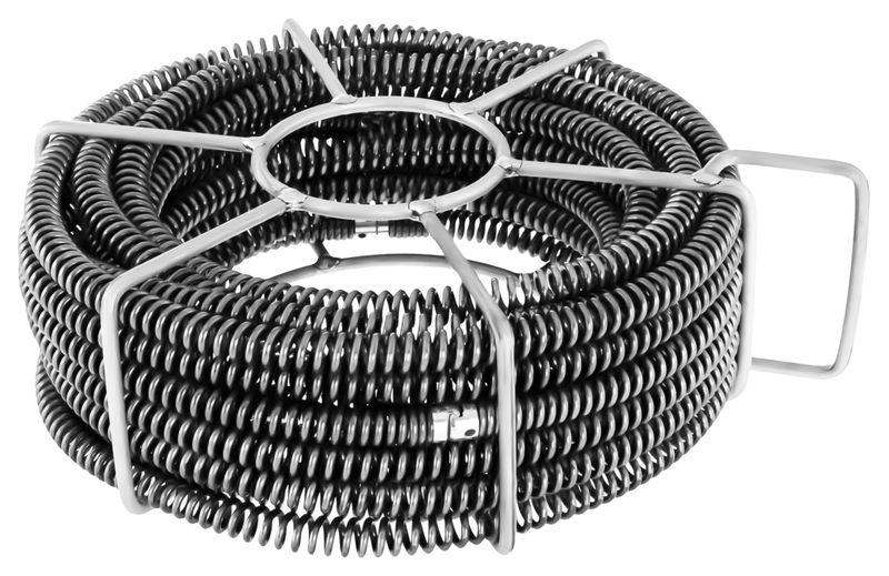 Spirala do rur - zestaw - 6 x 2,45 m / Ø 16 mm MSW MSW-CABLE SET 1 zdjęcie 3