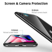 Zizo Sleek Hybrid Design Cover - Etui Samsung Galaxy S9+ (Flowers)