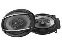 Głośniki PIONEER TS-A6960F 6″× 9″ 450W