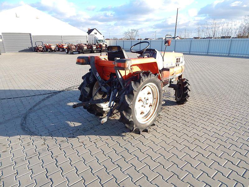 Mini Traktor Kubota GL23 4WD 23KM nie New Holland, nie ursus na Arena.pl