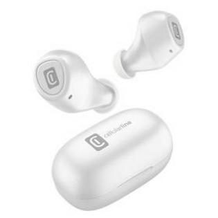 Słuchawki CellularLine Blink (BTBLINKTWSW) Biała