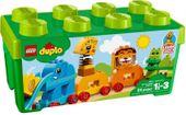 Lego polska DUPLO Pociąg ze zwierzątkami