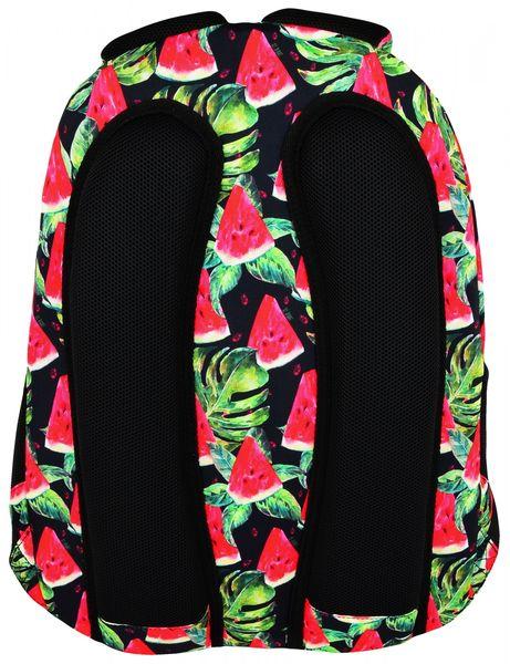 edc3a5b9a102d Plecak szkolny ST.RIGHT Watermelon czarny w arbuzy BP23 młodzieżowy (18666)  zdjęcie 6