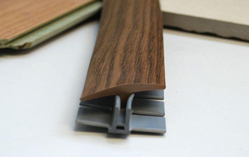 Profil podłogowy do łuków UNIFLEX C 13-17mm listwa podłogowa 3m zdjęcie 1