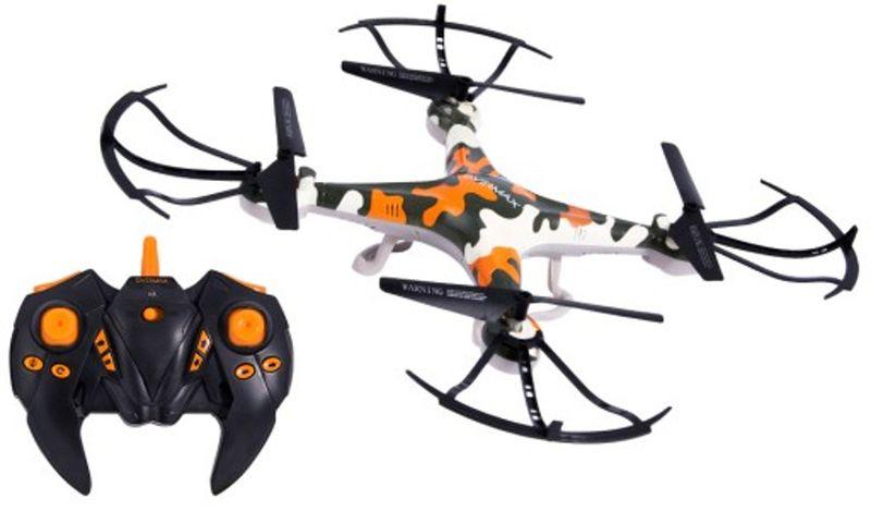 SZYBKI DUŻY DRON OVERMAX X Bee Drone 1.5 ODPORNY zdjęcie 1