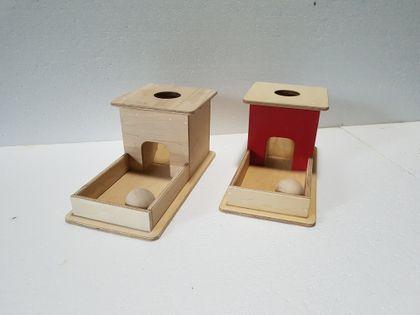 Pudełko z Kulką Montessori