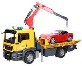 Pomoc Drogowa Z Autem Roadster Man Tgs