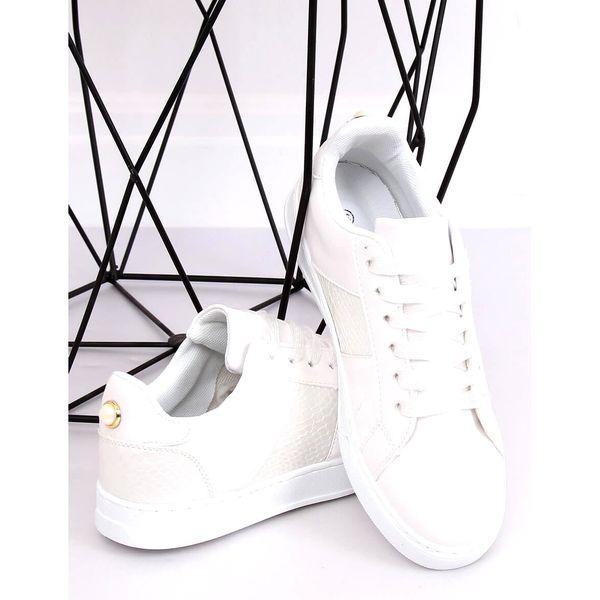 Trampki damskie białe X93 White r.40
