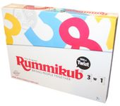 Gra Rummikub Twist 3w1 0262 TM TOYS zdjęcie 5