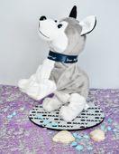 Piesek Interaktywny Pies Husky Reaguje na Dotyk 4477 zdjęcie 4