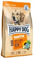 Sucha karma dla psów dorosłych HAPPY DOG HD-7874 NATURCROQ kaczka i ryż 12 kg
