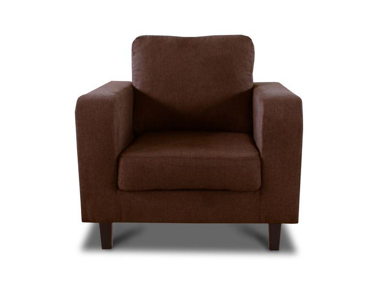 Fotel Kera w stylu skandynawskim do salonu zdjęcie 2