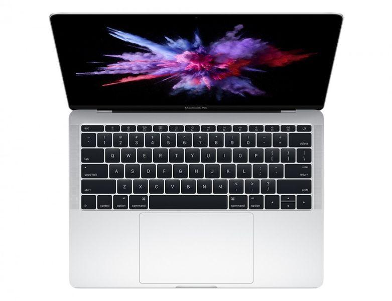 MacBook Pro 13 i5 128GB MPXR2ZE/A SILVER model 2017 zdjęcie 1