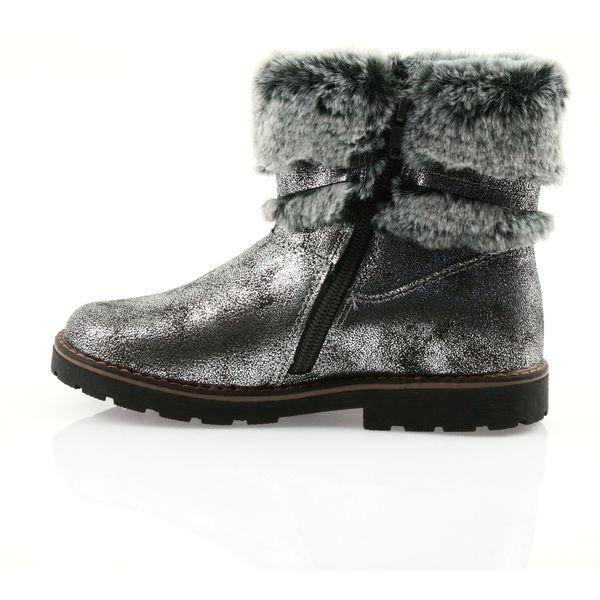 American kozaki buty zimowe z futerem 17042 r.31 zdjęcie 4
