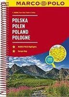 Atlas Polska 1:300 000 MARCO POLO praca zbiorowa