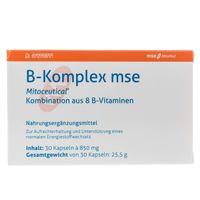 Dr. Enzmann B-Kompleks MSE - 30 kapsułek