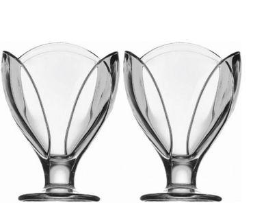 Pucharki do lodów Iceville kpl 2 szt Pasabahce