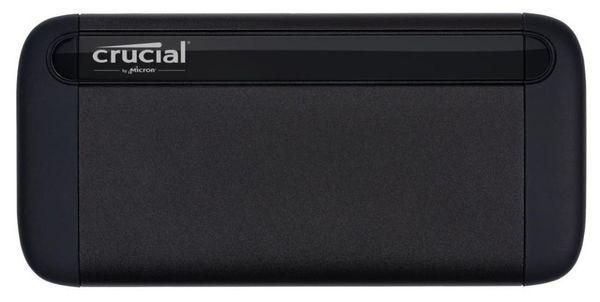 Dysk twardy zewnętrzny CRUCIAL X8 500 GB CT500X8SSD9