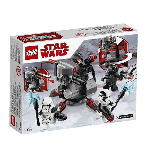 Klocki Lego 75197 Star Wars Najwyższy porządek zdjęcie 2