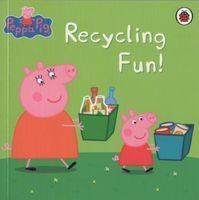 Peppa Pig - Mini Book - Recycling Fun!